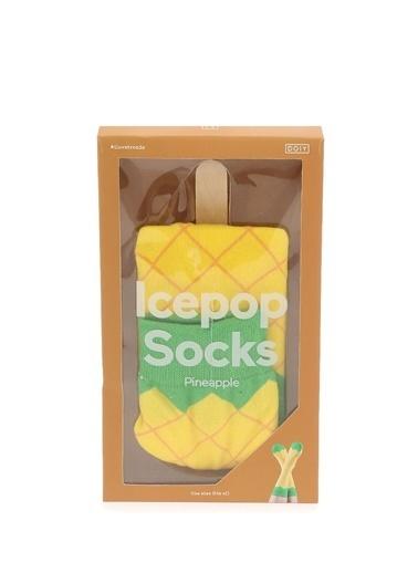 Doiy Çorap Sarı